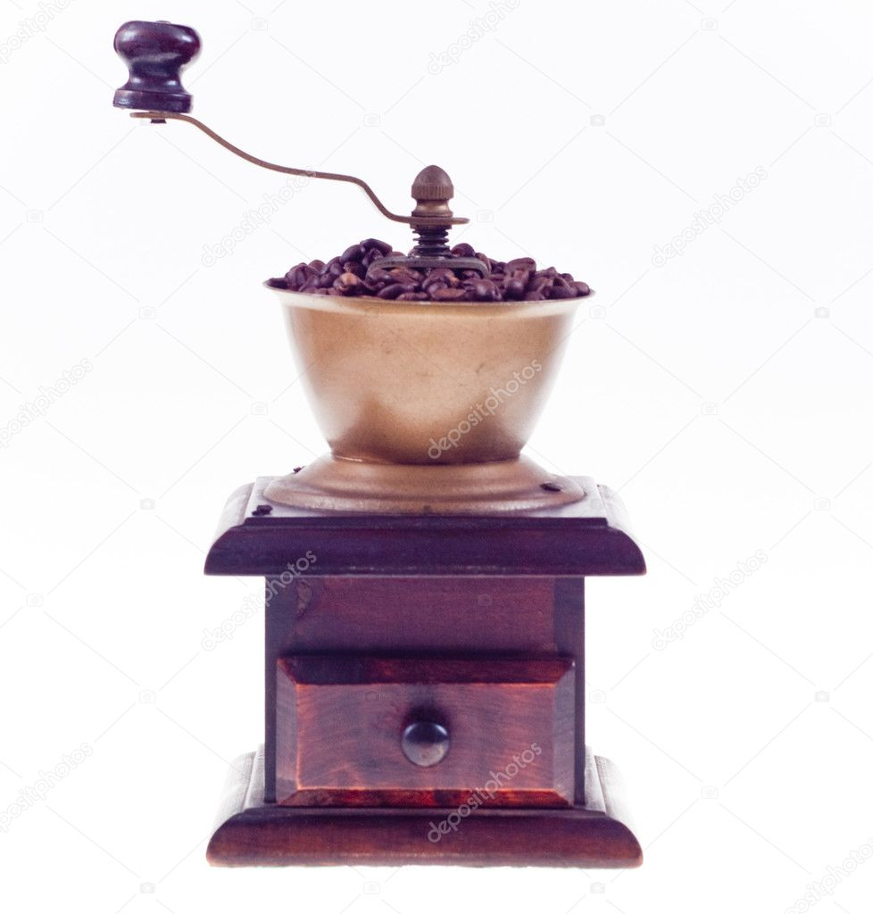 Coffee mill — Stock Photo #2716996