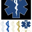 Medical symbol - Stock Vector