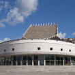 "Theater of "" [Globus]"" in Novosibirsk — Stock Photo"