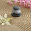 Zen garden — Stock Photo #3286255