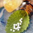 Stock Photo: Alternative medicine