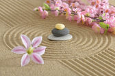 Zen garden — Stock Photo