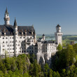Castle Neuschwanstein — Foto Stock