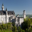 Castle Neuschwanstein — Stock Photo #3342686