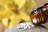 Alternative medicine — Stock Photo