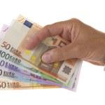 Euro money — Stock Photo #3900321