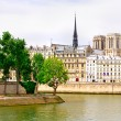 paris - a view — Stock Photo