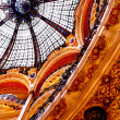 Royalty-Free Stock Photo: Galeries Lafayette - Paris