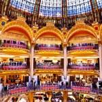 Galeries Lafayette - Paris — Stock Photo #3496703