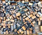 Fuentes de madera — Foto de Stock