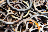 Old sprockets — Stock Photo