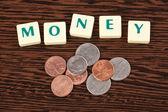 Money concept — Stock Photo