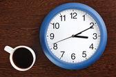 Paus för kaffe — Stockfoto