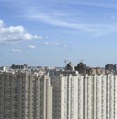 Residential settlement — Stock Photo