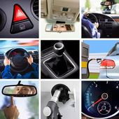 Transport attributes — Stock Photo