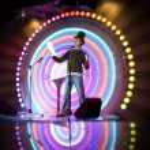Entertainer — Stock Photo