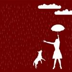 Rain — Stock Vector #2777015