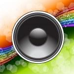 Speaker — Stock Vector #3648968