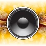 Speaker — Stock Vector #3664689