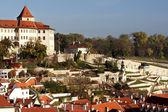 Gardens of Prague Castle — Stock Photo