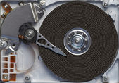 Hard disc — Stock Photo