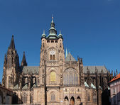 Cathedral of St Vitus — Stock Photo