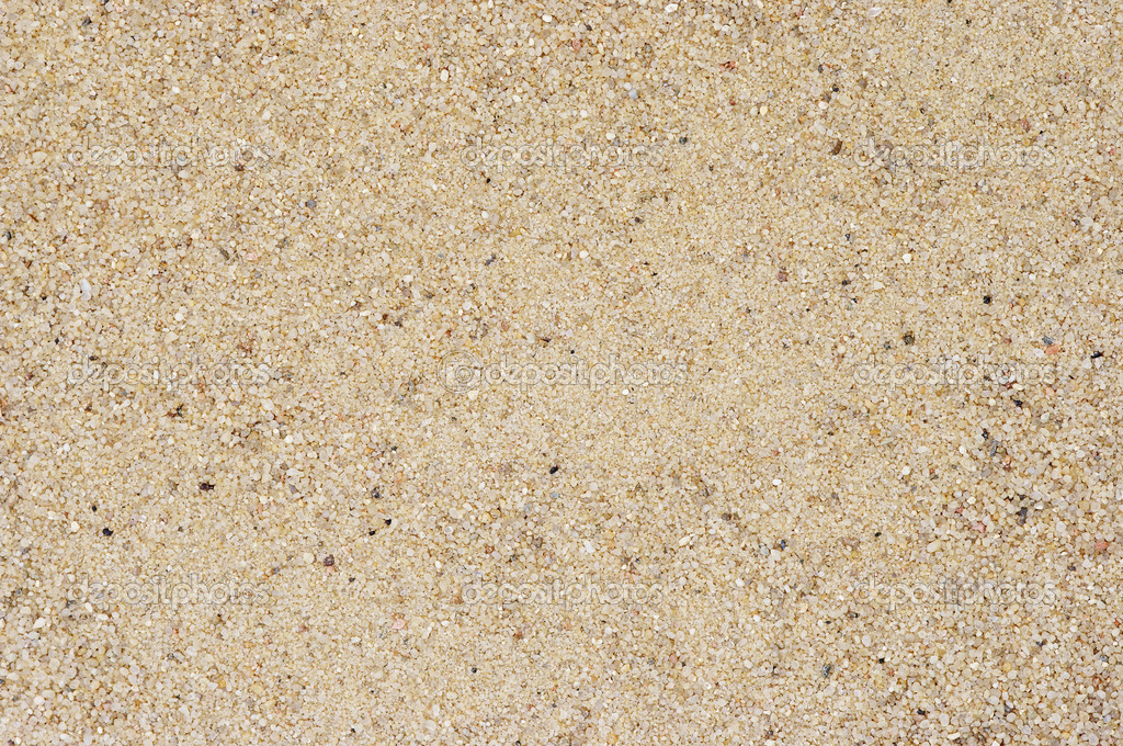 Detail of the surface of rounded sand — Stock Photo #2936757