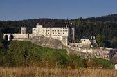 Castillo gótico - checo sternberk — Foto de Stock