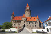 Bouzov castle — Stock Photo