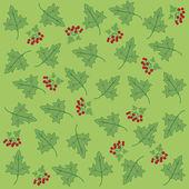 Vector seamless wallpaper pattern — Stock Vector