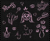 Vector children's illustration — Stock Vector