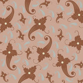 Seamless background pattern — ストックベクタ