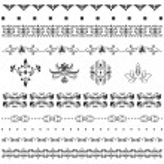 Vector ornament pattern — Stock Vector