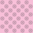 Seamless background pattern — Stockvektor
