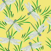 Seamless background pattern — Stock Vector