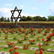 Memorial of holocaust in Terezin - Czech republic — Stock Photo