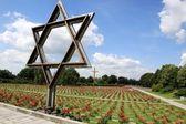Memorial of holocaust in Terezin - Czech republic — Stock Photo