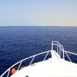 Cruise on Red Sea — Stock Photo