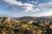 Killarney mountains HDR — Stock Photo