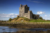 Dunguaire Castle in Ireland — Stock Photo