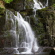Torc waterfall in Ireland — Stock Photo