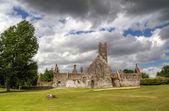Adare Abbey in Ireland — Stock Photo