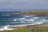 Atlantic waves of Ireland — Стоковое фото