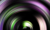 Virtual tunnel background — Stock Photo