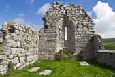 Abbey ruins in Ireland — Stock Photo