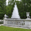 Royalty-Free Stock Photo: The fountain Pyramide in Peterhof