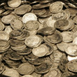 Old Coins — Stock Photo