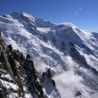 Mont Blanc — Stock Photo #3660282