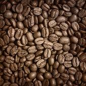 コーヒー穀物の背景 — ストック写真