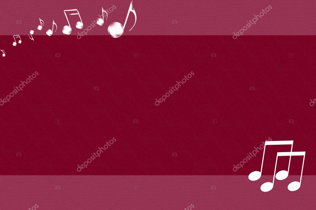 Abstract music   background  or frame  — Stock Photo #3086103